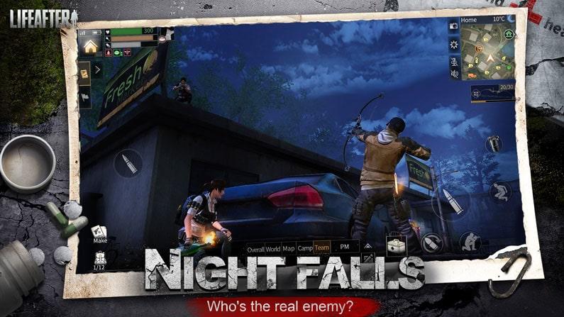 survive the nights скачать игру на русском